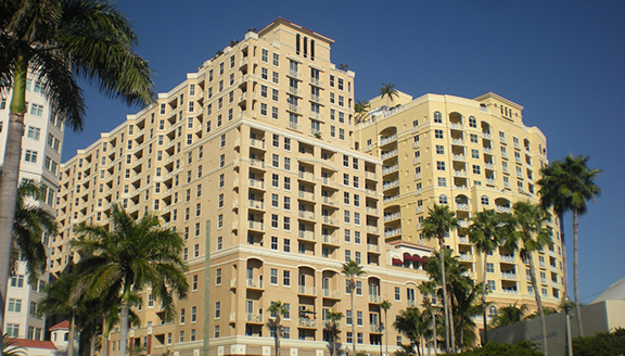 The Strand downtown WPB condos