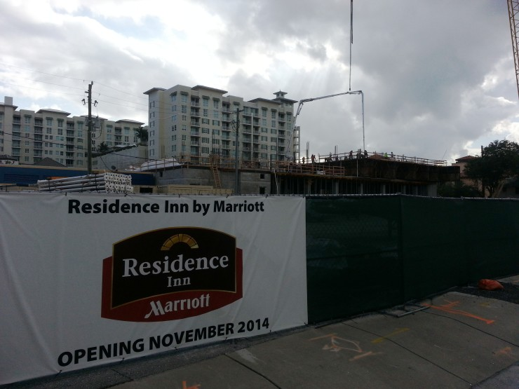 Marriott Residence Inn Coming To Downtown Wpb Downtown