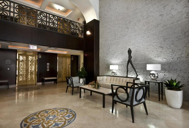 The Strand Lobby