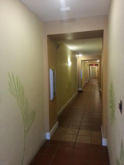 CityPlace Hallways