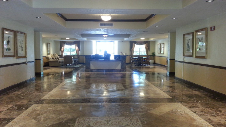 Flagler Pointe Lobby