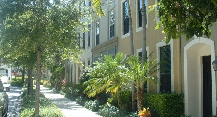 CityPlace Residential Townhomes