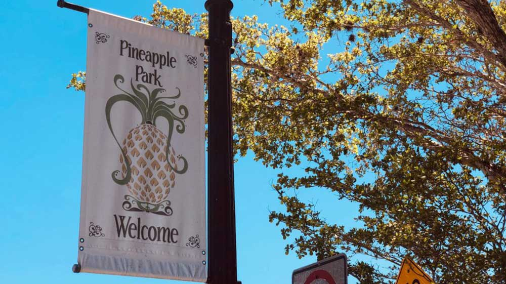 pineapple-park-sign